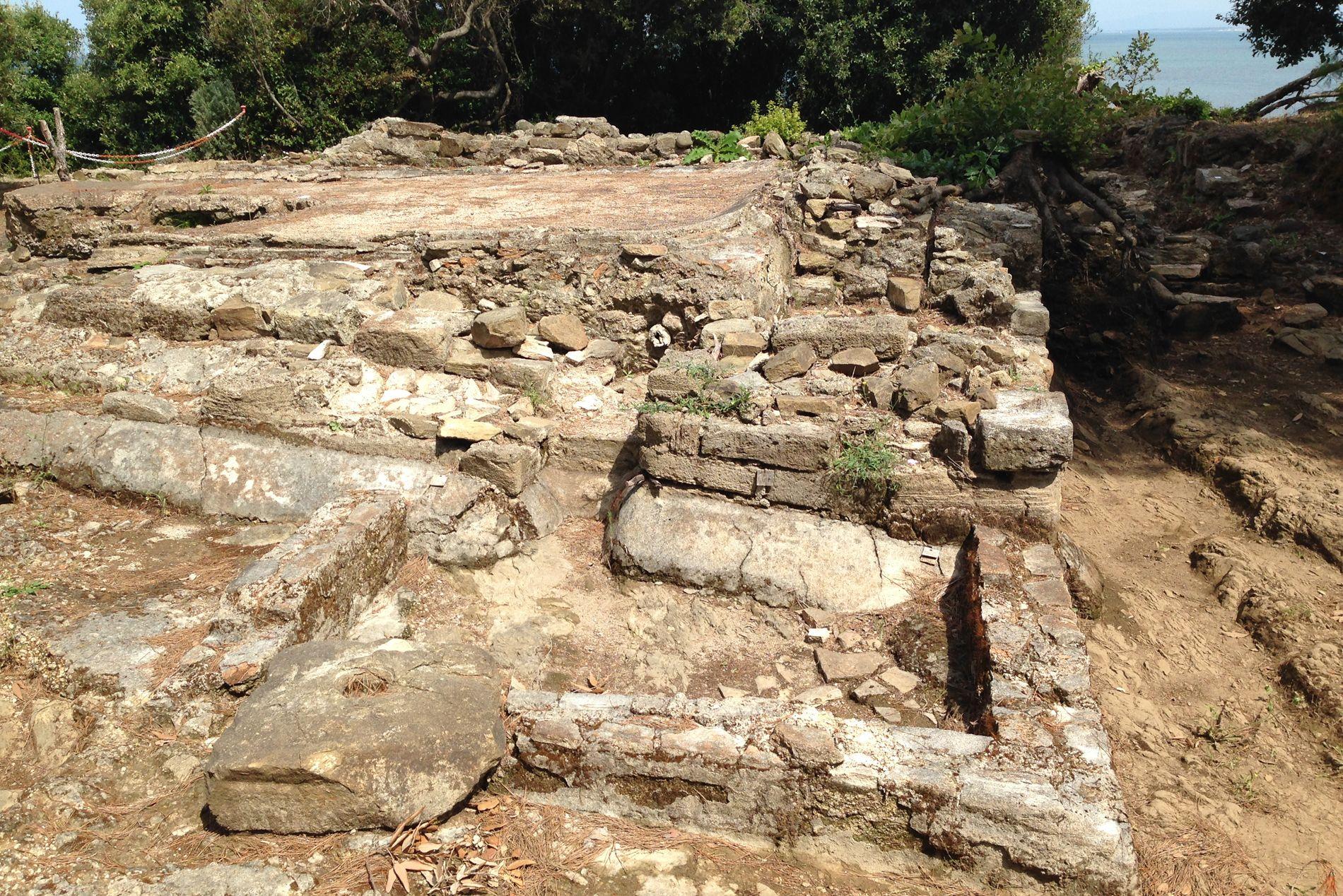 Le tombe etrusche di Populonia