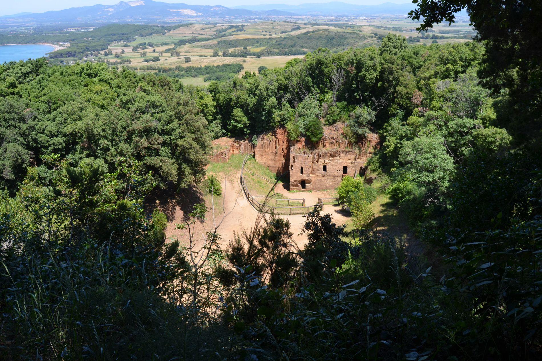 La Toscana antica