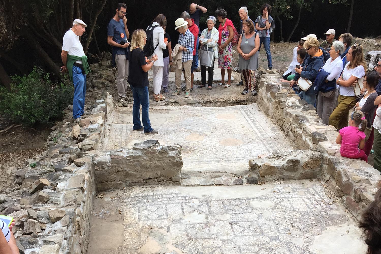 Sito di Archeologia in Toscana